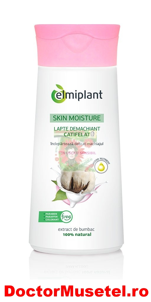 CLEANS-MILK-DRY-200ML-Lapte-demachiant-catifelat--ten-uscat--sensibil--200ml-ELMIPLANT-www-farmacie-naturista-ro.jpg