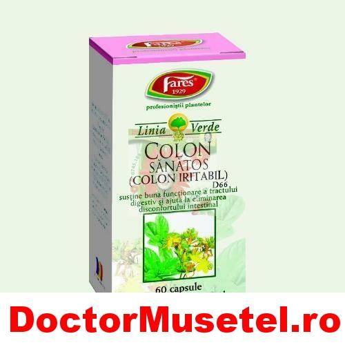 capsule colon sanatos fares forum pastile pentru tratamentul viermilor și viermilor